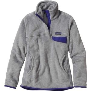 NWT Patagonia Re-Tool Snap-T Pullover